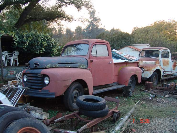1948 Ford F1 Restoration