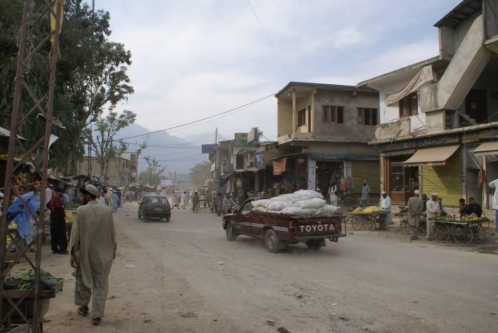 Besham Bazaar