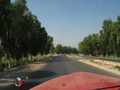 On the national highway in Punjab