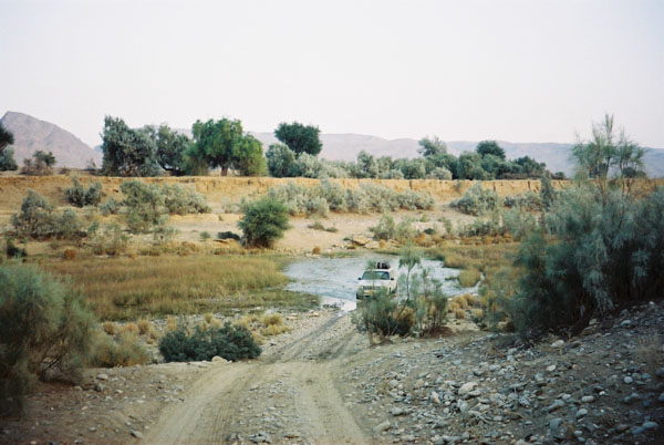 Bronco Crossing Riverbed