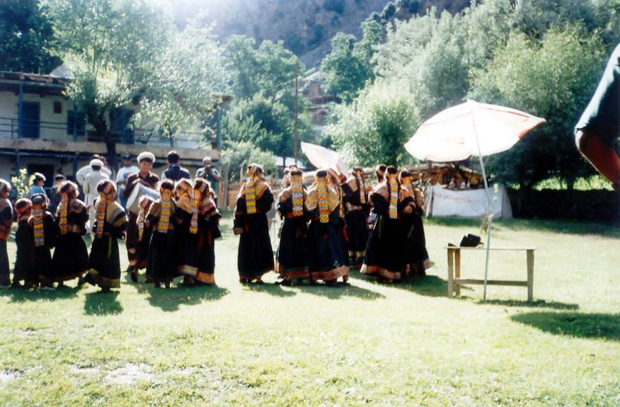 Kalash Dancers