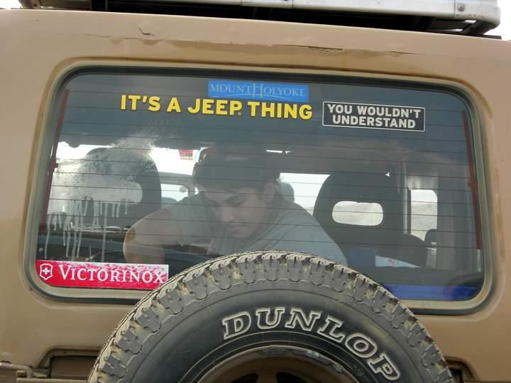 Jeep Off Road >> It's a Jeep Thing, in Dureji 2006, 4x4 Offroaders Club Karachi
