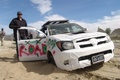 Proud owner (poor driver!) of the STUCK Hilux (Dr. Awab Alvi)