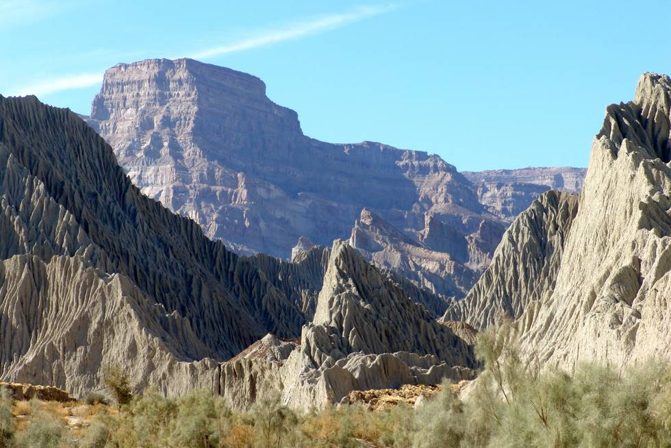 Goran Gatti Mountain (1050M High)