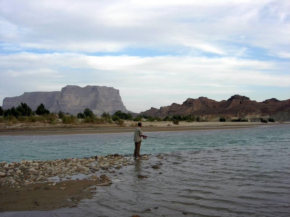 Azhar Khan Fishing