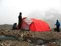 Tent at Concordia