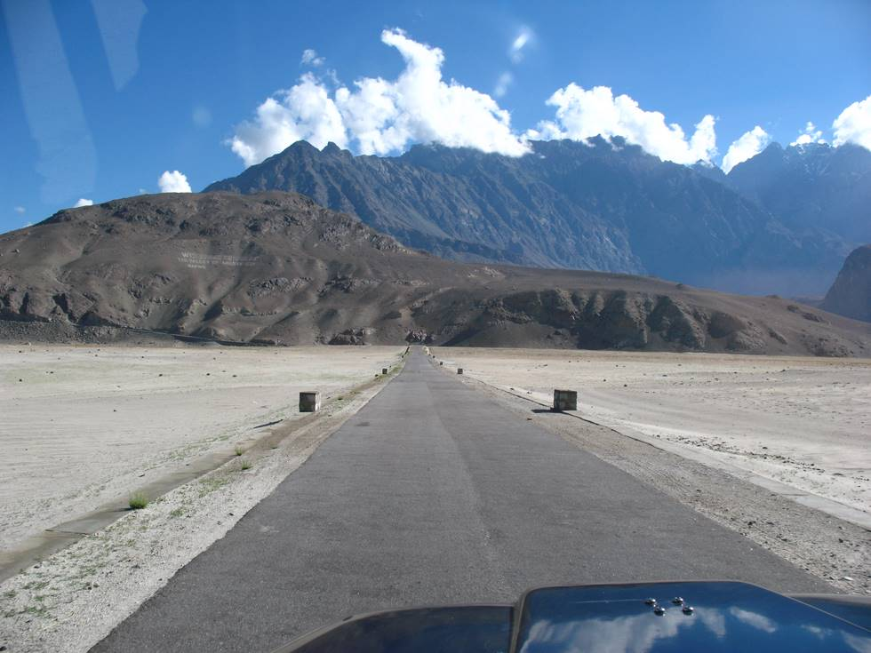 Enroute to Askole from Skardu