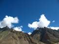 Mountain tops at Paiju