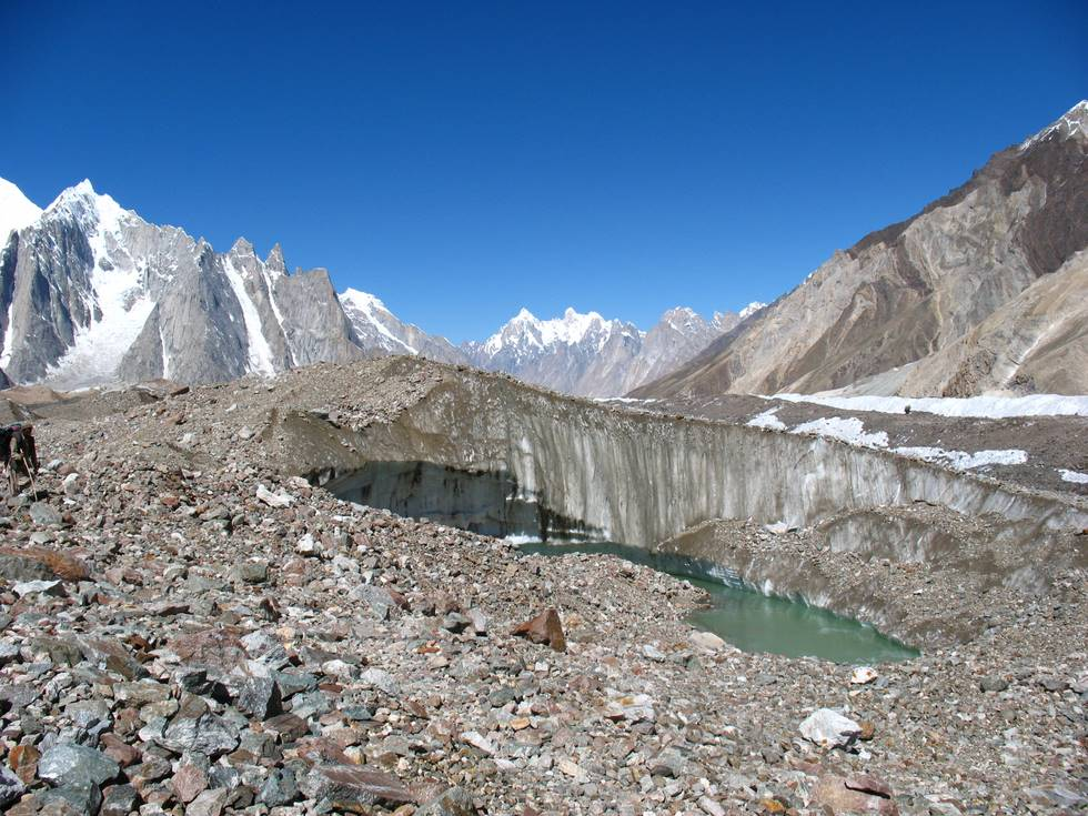 Heading to K2