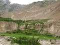 Fields near Askole
