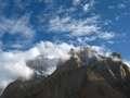The view approaching Urdukas