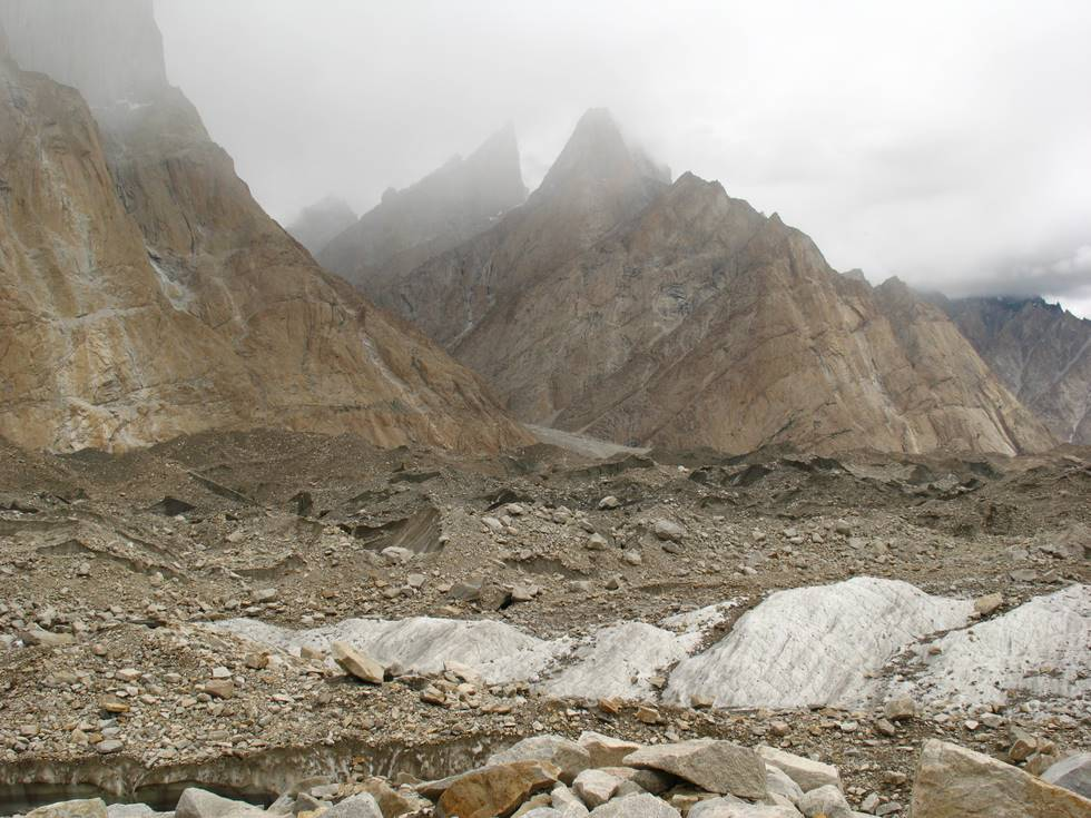 On the Baltoro