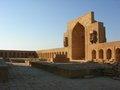 Imposing tomb