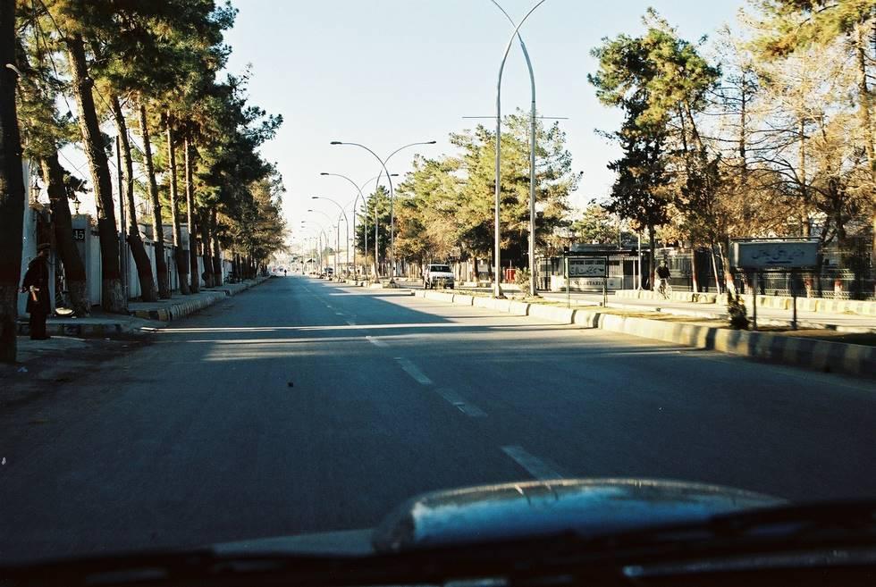 Quetta Main Road