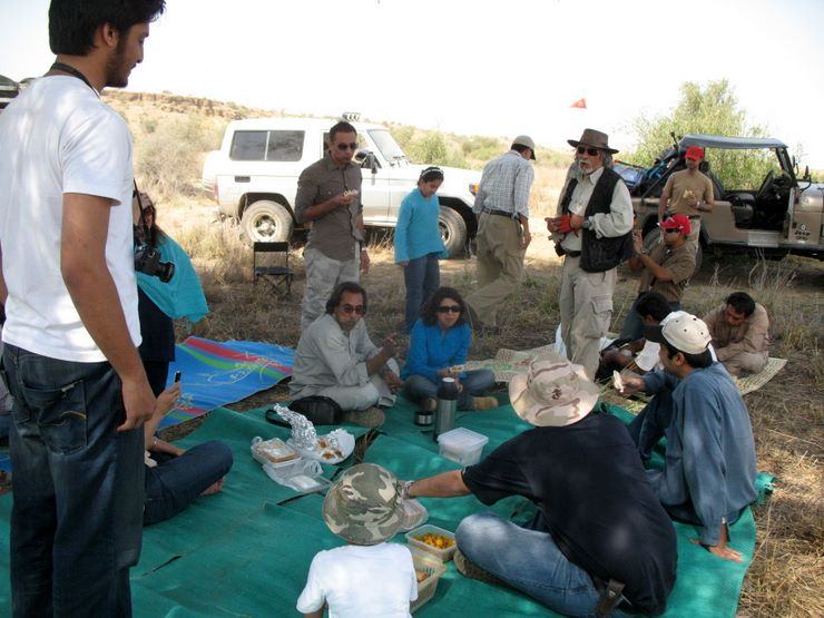 There were a lot of sandwiches in Sorh Valley, Baluchistan