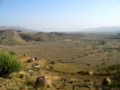 Day 2 - heading back to the campsite after a full day of offroading in Sorh Valley, Baluchistan