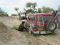 M38 towing Nissan Safari