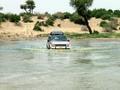 Cherokee crossing water