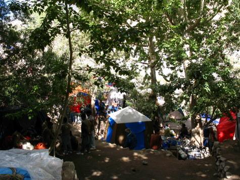 K2 Base Camp At Night Day 3: Jhola to Paiju - K2 Base Camp Hike - 4x4 Offroaders Club ...